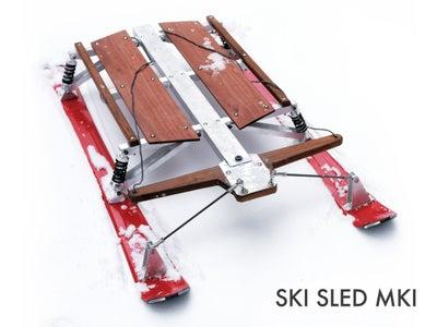 The Ski Sled MKII