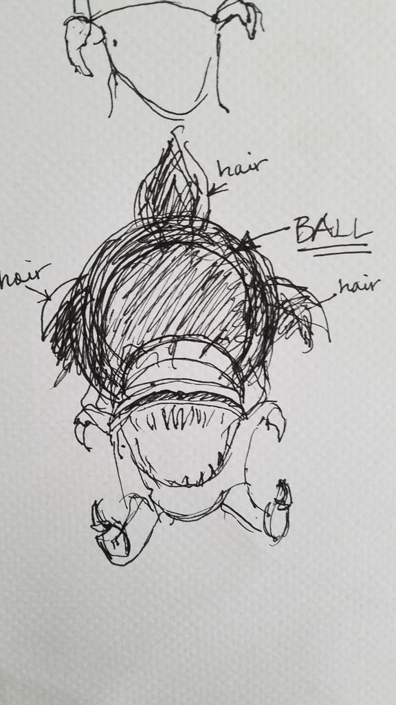 Picture of Start With a Design, a Helmet As a Base, and Saran Wrap