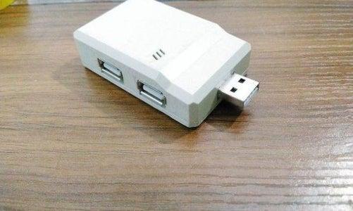 DIY Making USB Power Splitter