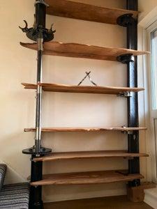 Meta Making Tips (& Some Quite Unusual Shelves)