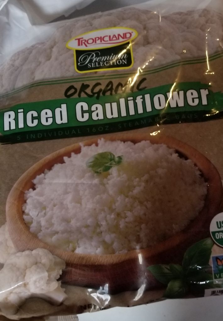Picture of Frozen Riced Cauliflower