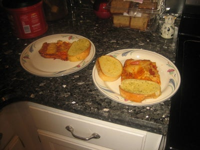 EASY LASAGNA FOR TWO