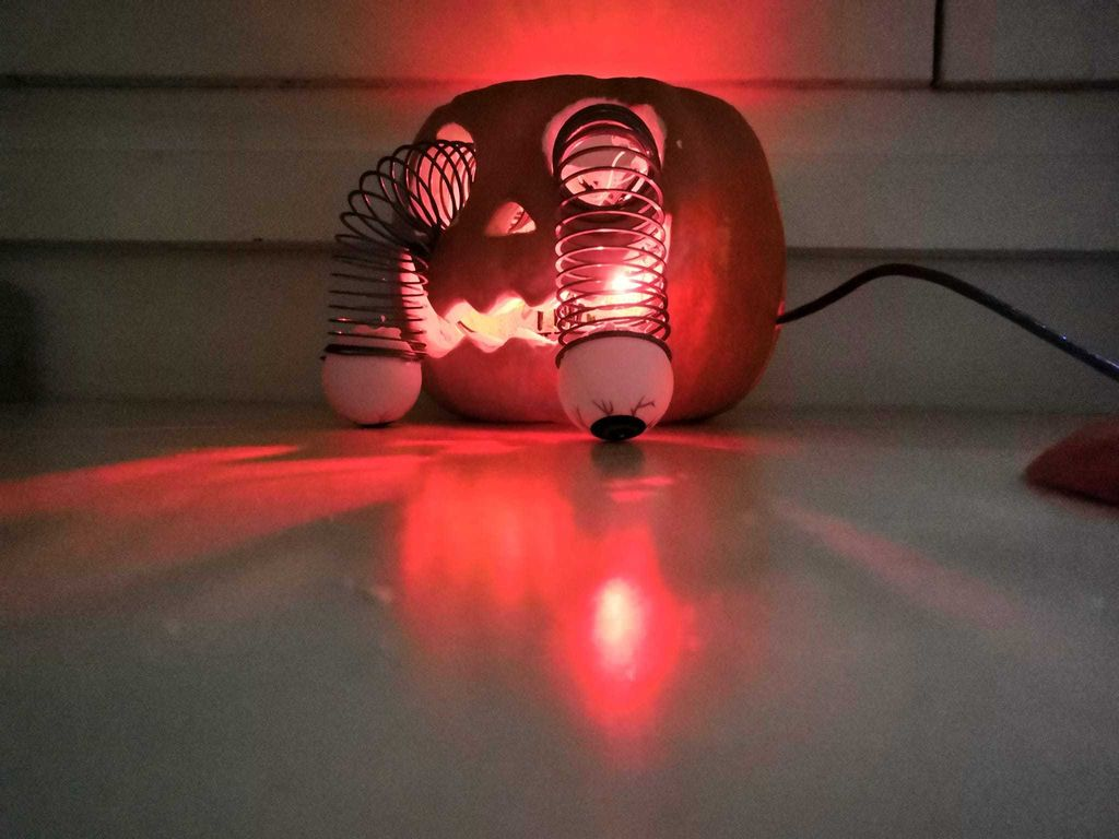 Picture of SPOOKY PUMKING