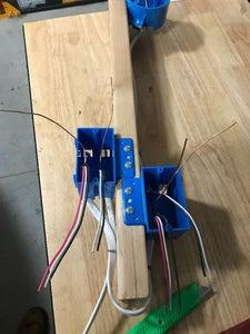 Twist Ground Wires Together