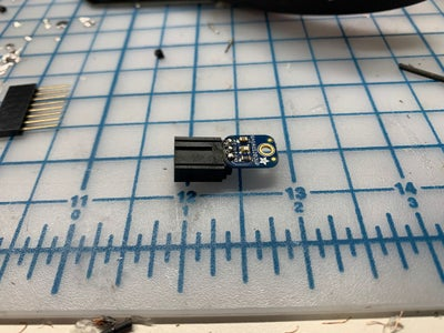 Prototype and Test Out the Sensing Electronics