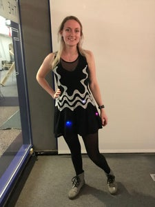Neopixel Motion Dress