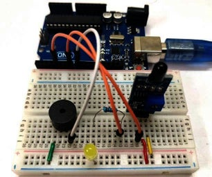 Getting Started With Flame Sensor With Arduino Uno