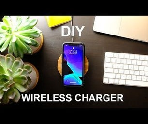 CNC Wireless Charger