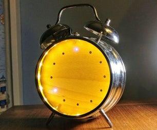 升级回收闹钟智能灯