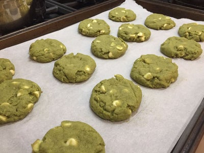 Bake for 12-15 Minutes, or Until the Cookies Are Golden Brown Towards the Edges. Bake for Shorter Time for Softer Texture and Longer for Crunchier Texture. Be Careful Not to Burn.