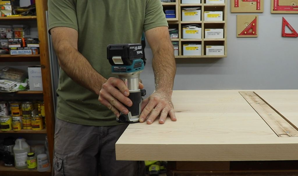 Picture of Trimming, Sanding and Routing