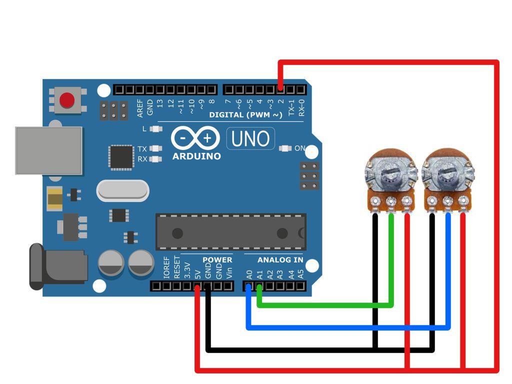 Picture of BONUS: Add Arduino Control