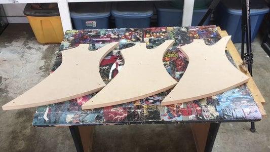 Glue Bending Form Together