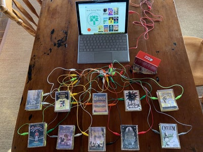 Connecting Makey Makey