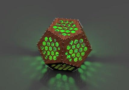 Make Do-decahedron Lamp Using Fusion360