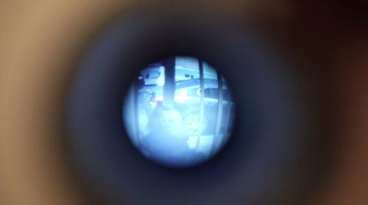 Start Up the Virtual Peephole