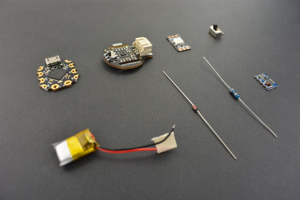 Picture of Wearable Arduino Lie-detecting Ring