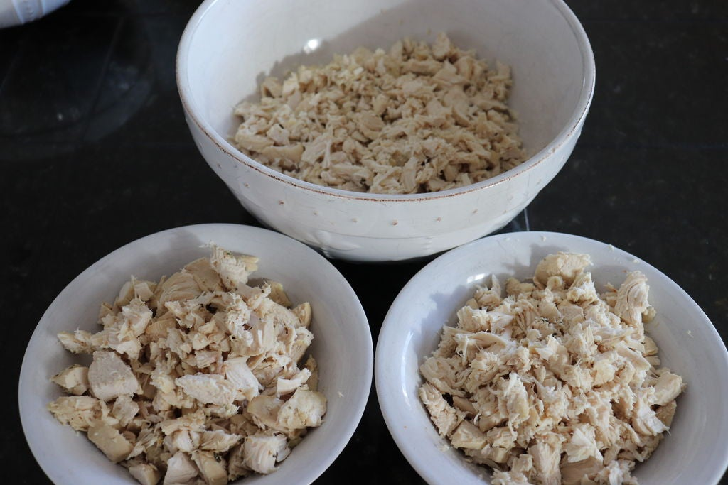 Picture of Cook Protein for Multiple Dishes