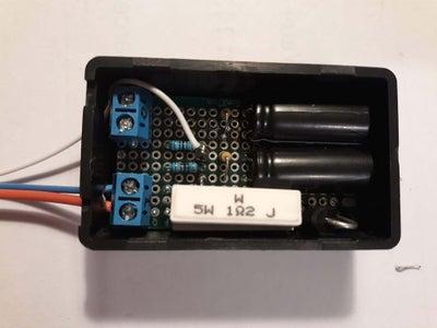 The Super-Capacitors Box