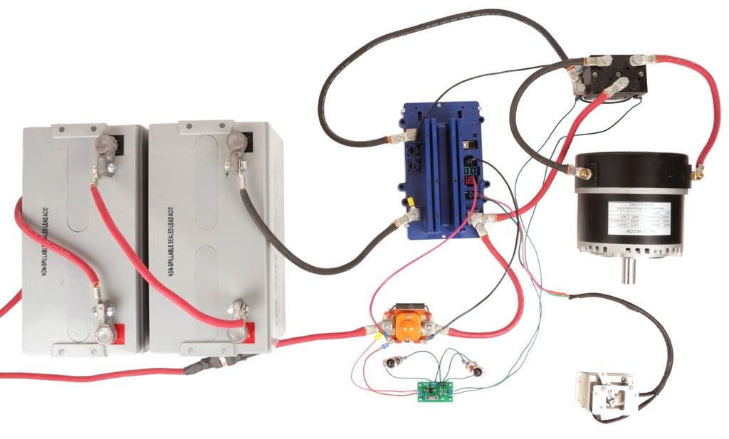 Reversing a Motor : 7 Steps - InstructablesInstructables