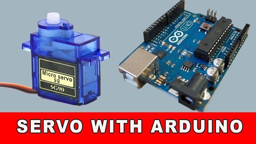 Picture of Super Easy Way to Control Servo Motor With Arduino