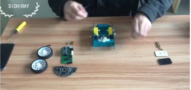 Picture of Install the Toy Car