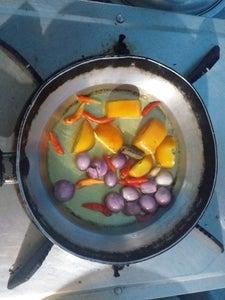 Process on Chili Sauce