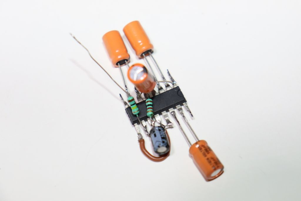 Picture of Connect 100K Resistor