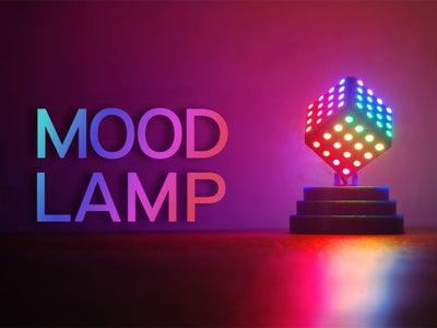 LED Mood Lamp