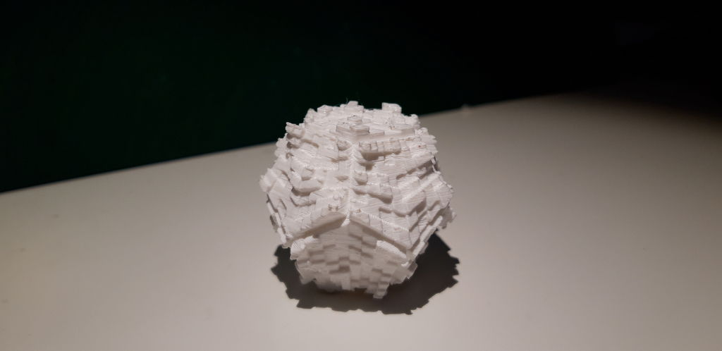 Picture of Final Step: 3D Printing.