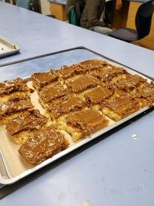 Dulce De Leche Shortbread Cookies
