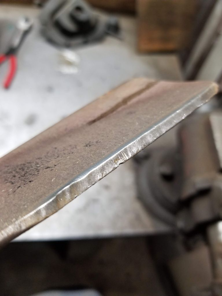 Picture of Blade Sharpening