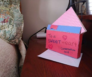 SweetHeart Candy Surprise Box