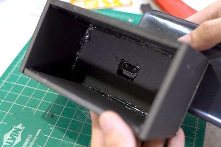 Cutting a Camera Hole