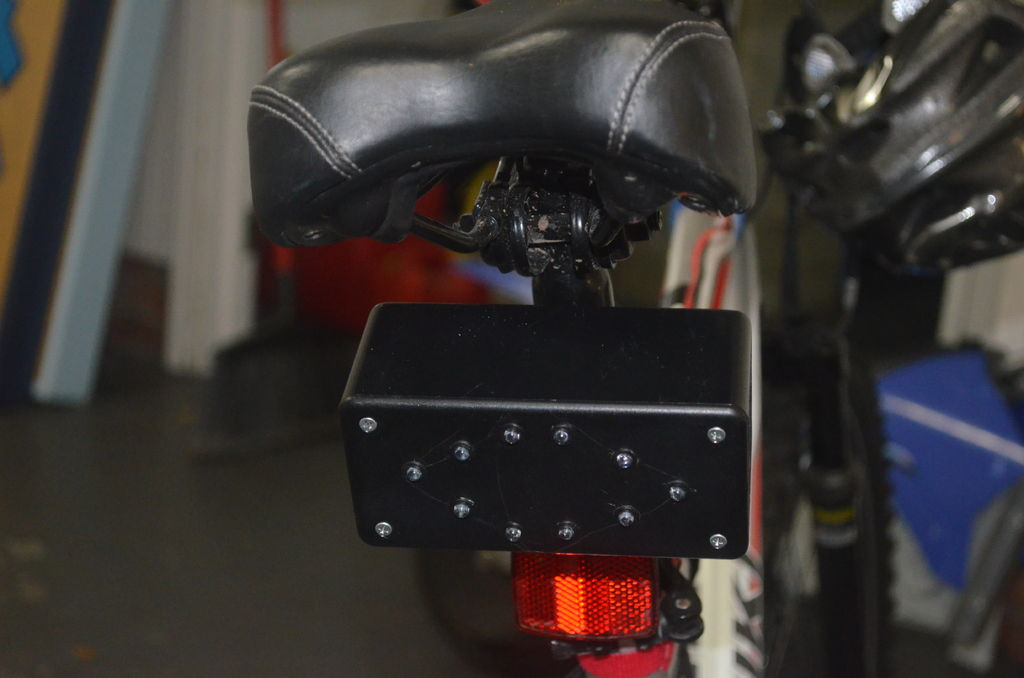 Picture of Mounting It on the Bike