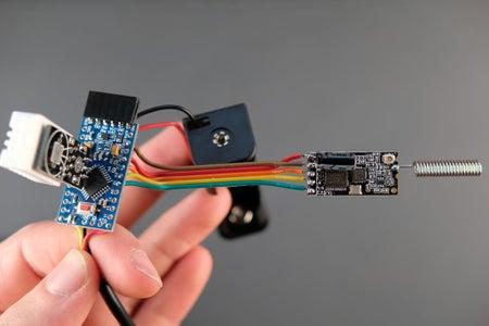 Assembling the Node - HC-12 Module