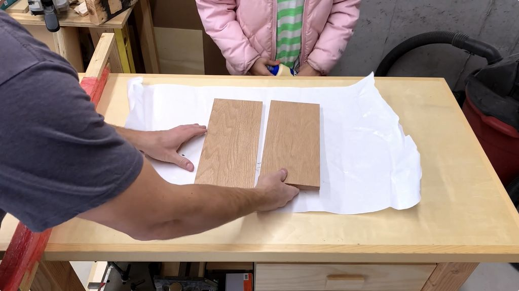 Picture of Cut the Board Pieces to Rough Length