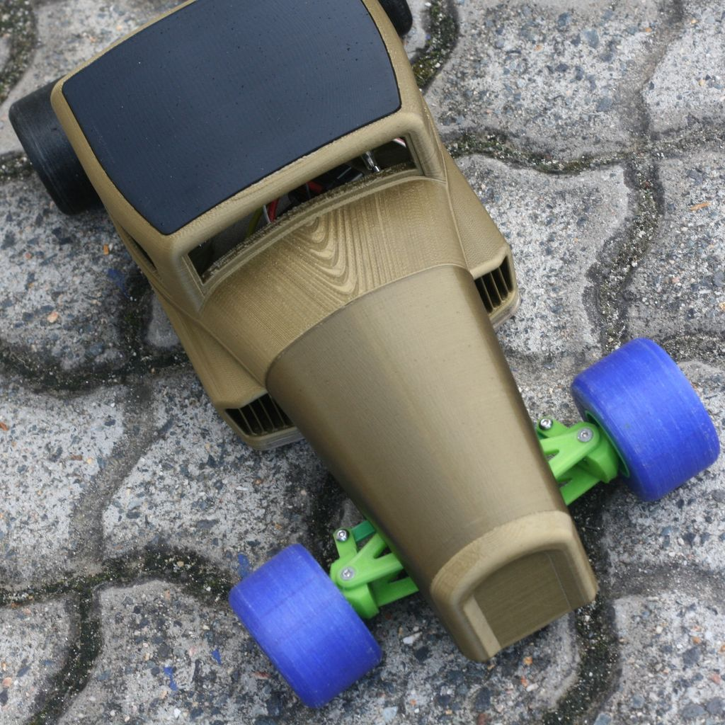 Picture of RaceRod Body for OpenRC F1