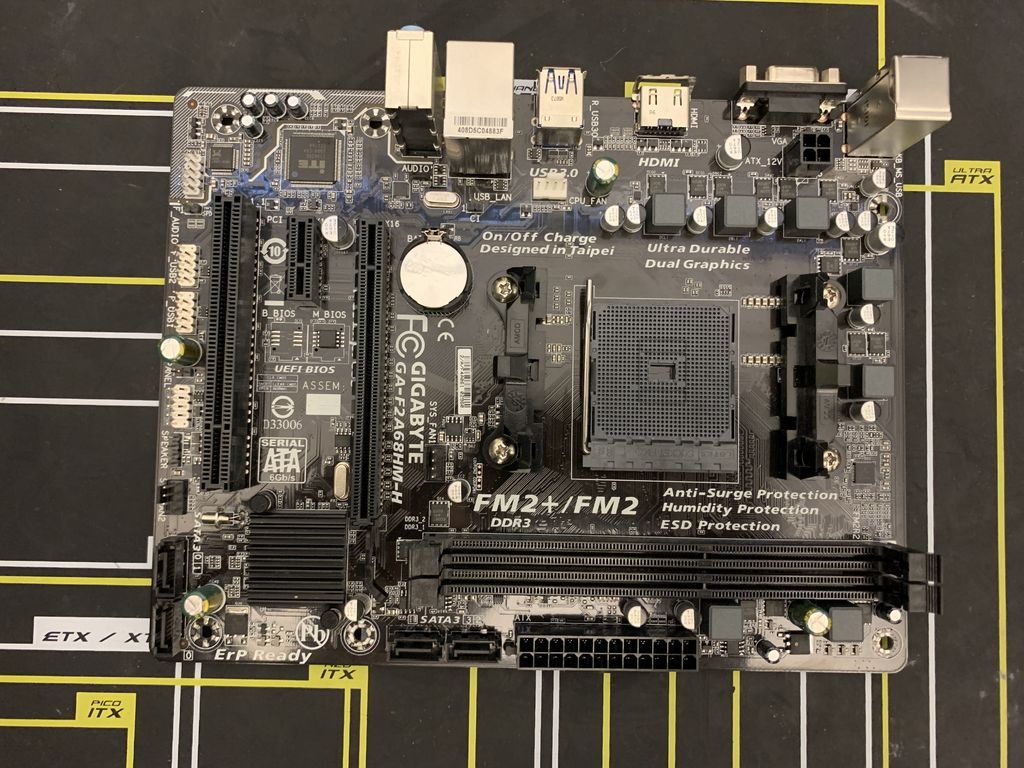 Picture of Get Your Motherboard