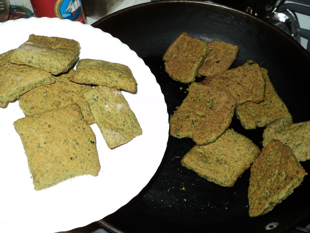 Picture of Soylent Green Wafers Crackers Cookies