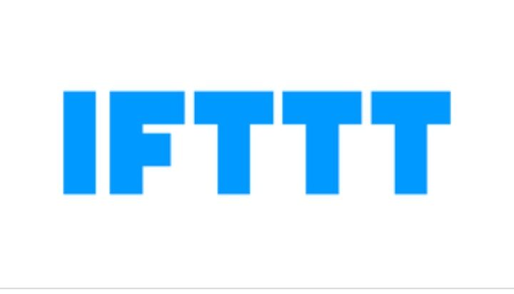 Picture of IFTTT Configuration