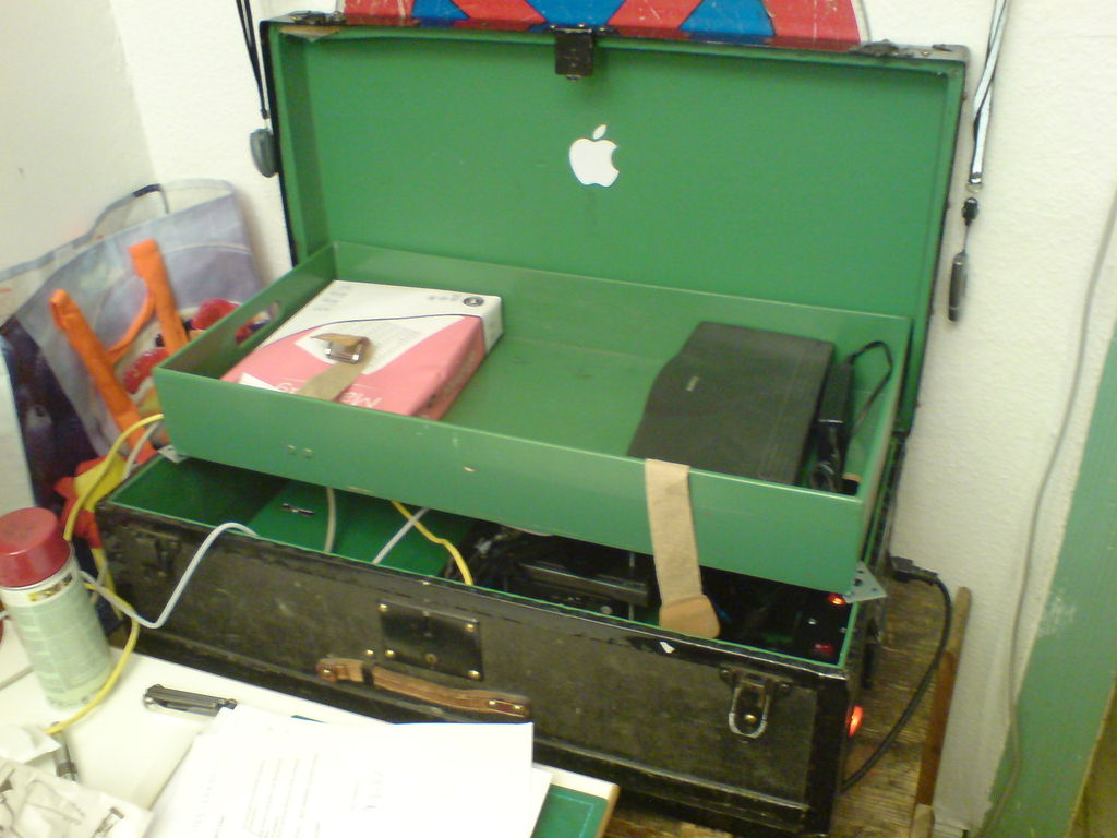 Picture of Top Compartment / Finished Project