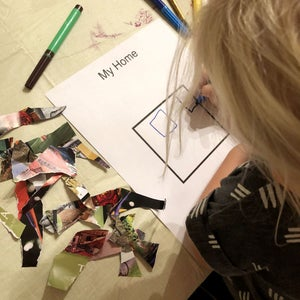 All About Me Book Project - Art, K-2