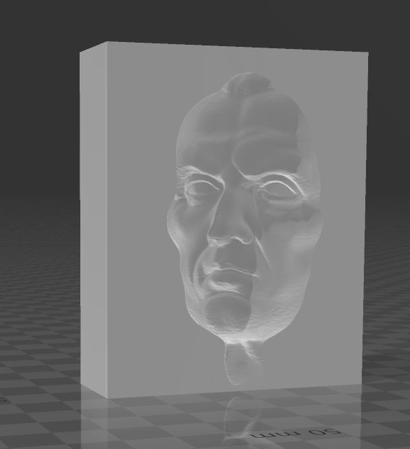 Picture of Hollow Illusion 3D Model