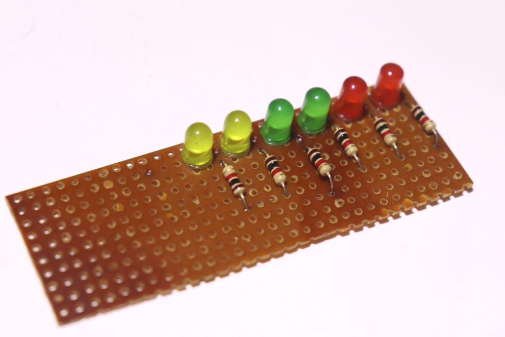 Picture of Connect 1K Resistors