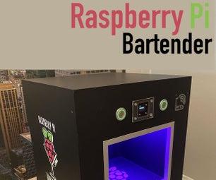 Raspberry Pi Bartender