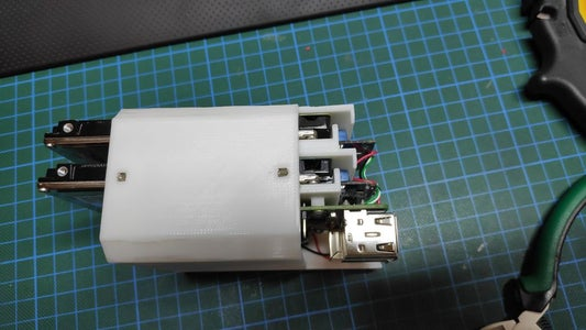Wiring and Assembly: HDD Adapters