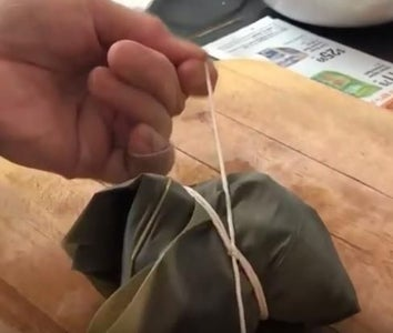 How to Wrap-Closing the Wrapper
