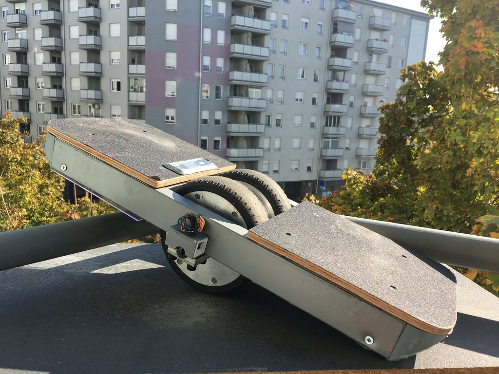 Picture of One Wheel Electric Skateboard