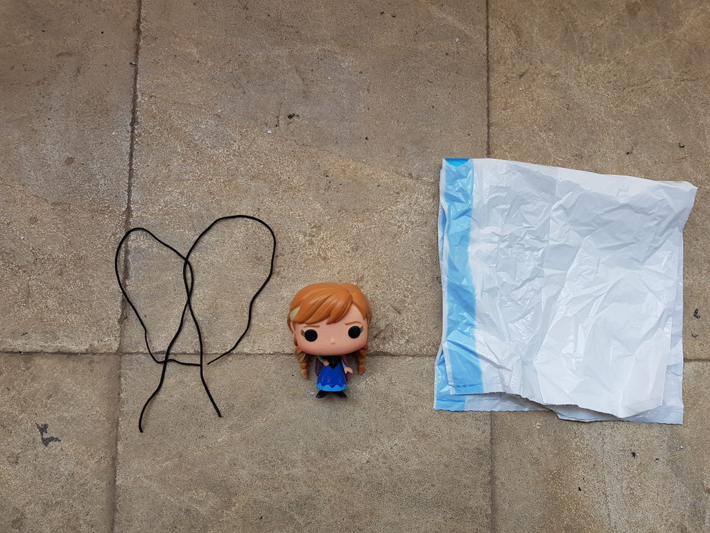 Picture of Parachuting Doll
